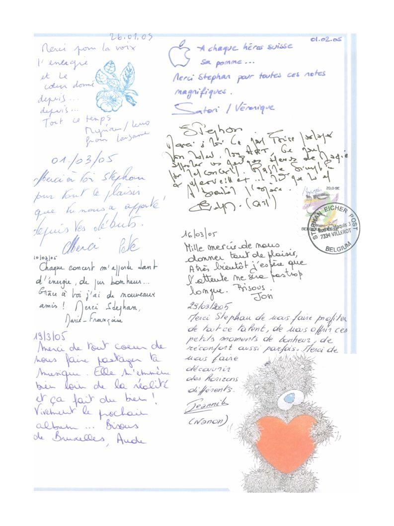 Massaker reçoit la carte, Et le tour de Belgique s acheve le 05 Avril 2005