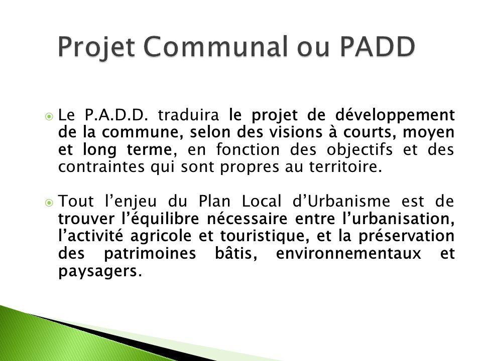 Le P.A.D.D.