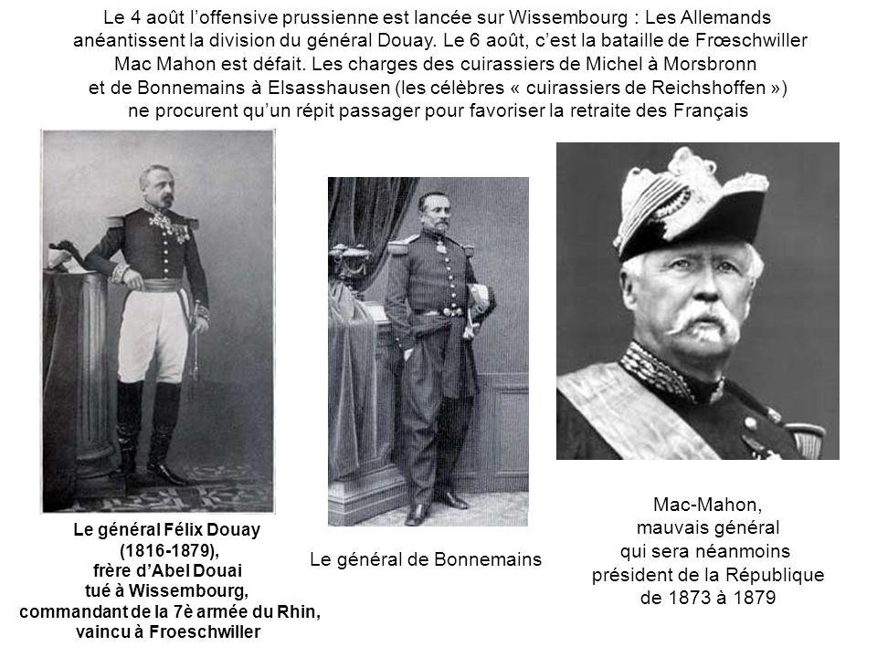 Le 19 juillet 1870 La France déclare officiellement la guerre à la Prusse.