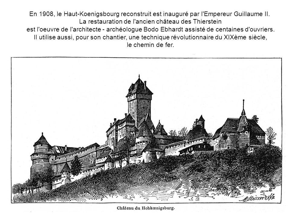 Eduard von Möller (1814-1880), premier « Oberpräsident » (Président supérieur) dAlsace Lorraine Friedrich III le Kronprinz in 1874