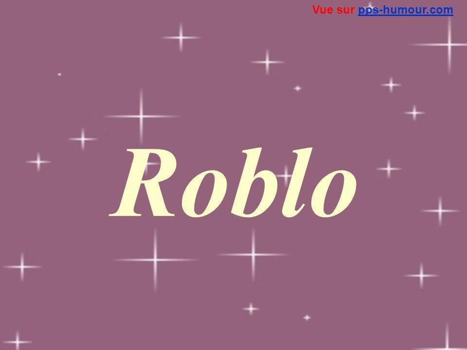 Roblo Vue sur pps-humour.compps-humour.com