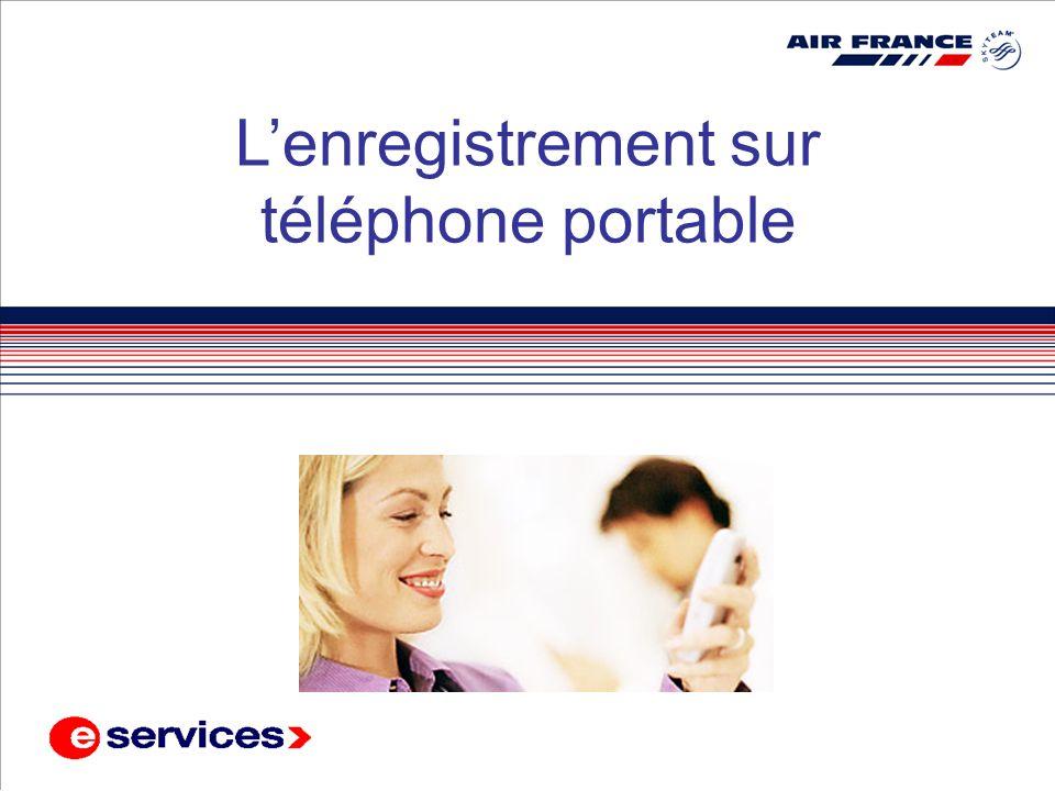 Lenregistrement sur téléphone portable