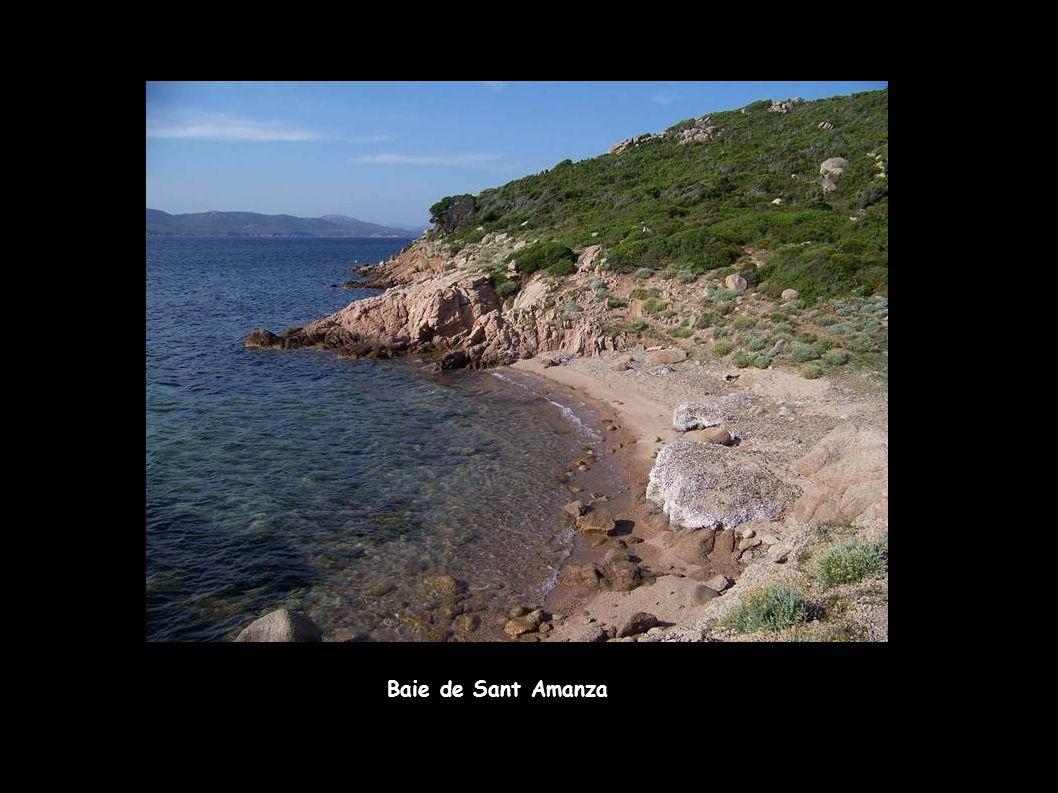 Baie de Sant Amanza