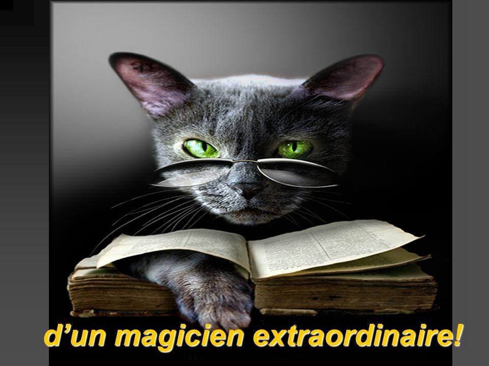 dun magicien extraordinaire!