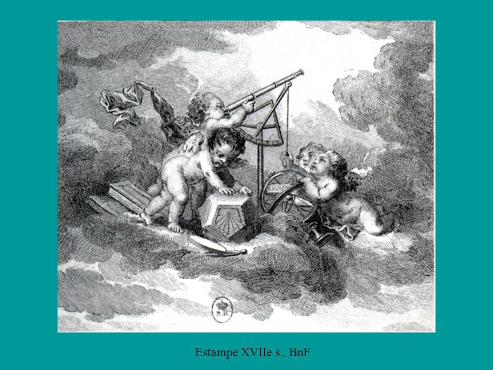 Estampe XVIIe s., BnF