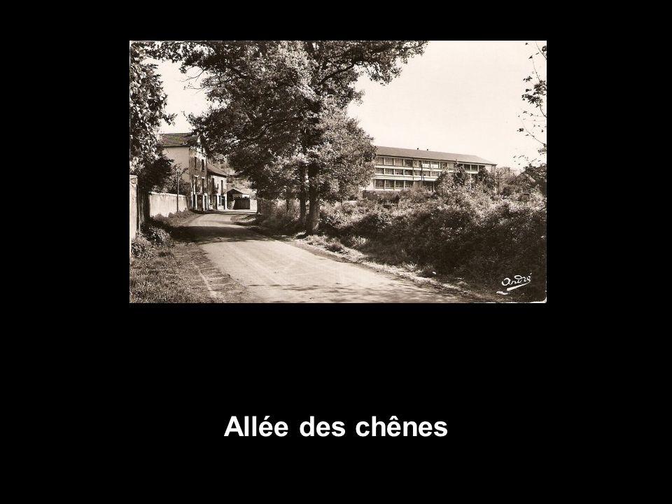 Route des Combrailles 1931