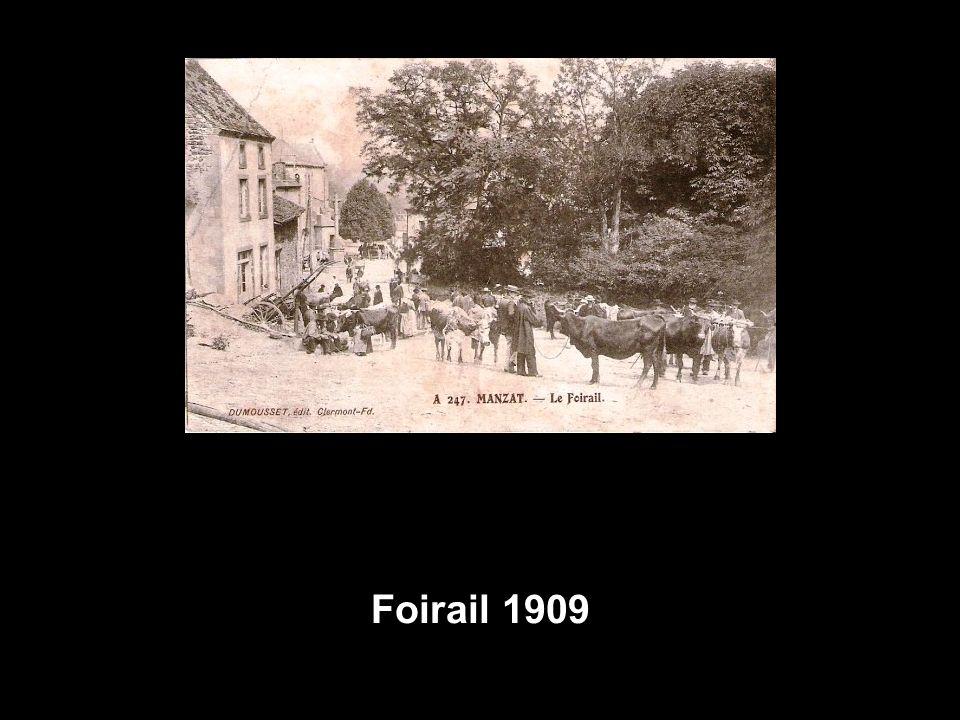 Foirail 1909