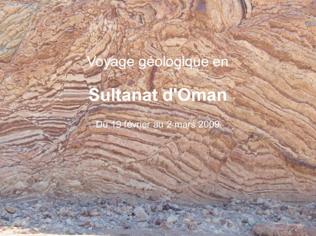 Le Sultanat d Oman se trouve dans le sud-est de la Péninsule Arabique.