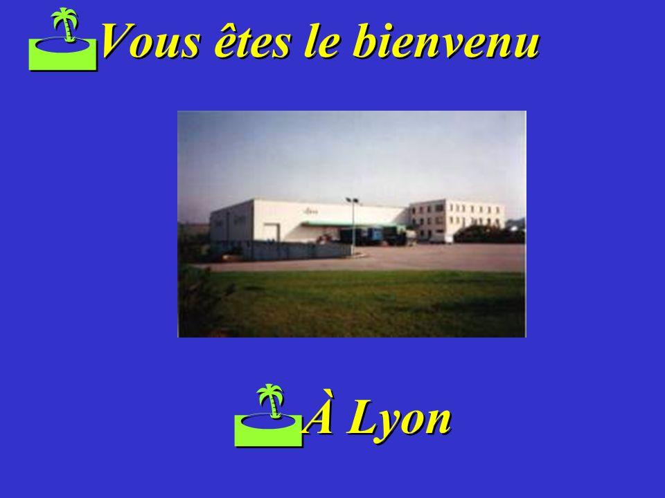 Vous êtes le bienvenu À Lyon Vous êtes le bienvenu À Lyon