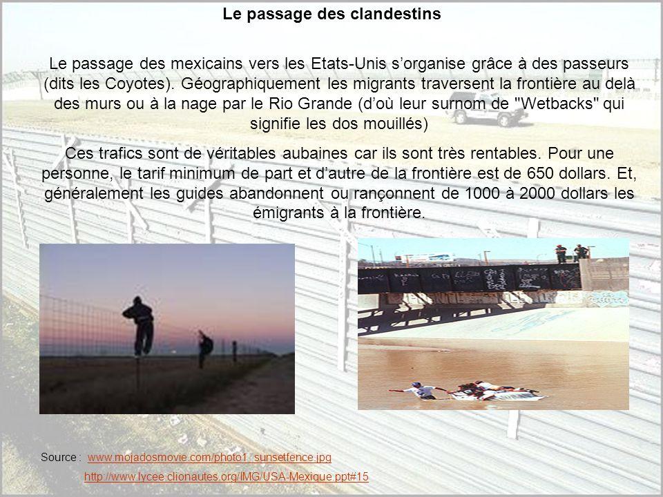 B) Des flux migratoires encore contrôlés Migration: Changement définitif de domicile entre deux lieux différents : de la ville à la campagne, dune vil