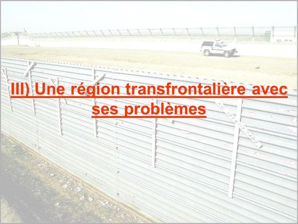 Mais les états-uniens surveillent de près leur frontière La Border Patrol est le service de surveillance officiel de la frontière des Etats-Unis. Ses