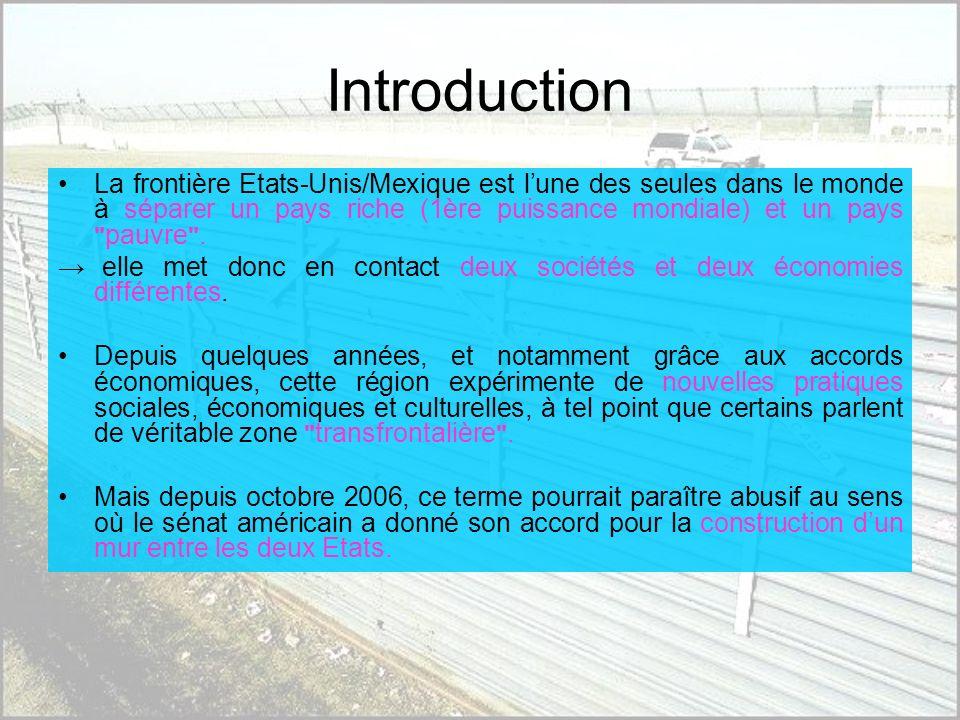 Bibliographie et Sitographie GACHIE-PINEDA M. et RICARD S., La Frontière Mexique/Etats-Unis: Rejet,Osmose, et Mutation, Aix en Provence, publication d