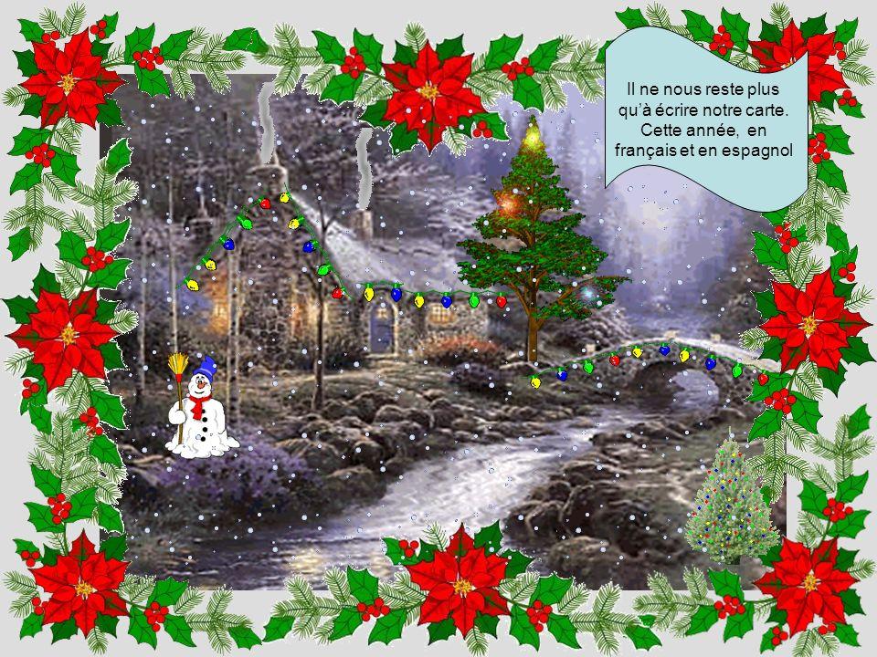 Un Noël sans neige nest pas un Noël, alors cliquons ici