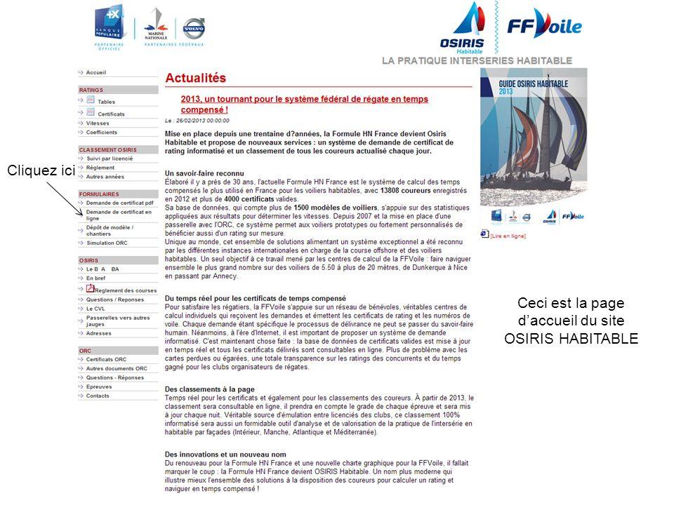 Cliquez ici Ceci est la page daccueil du site OSIRIS HABITABLE