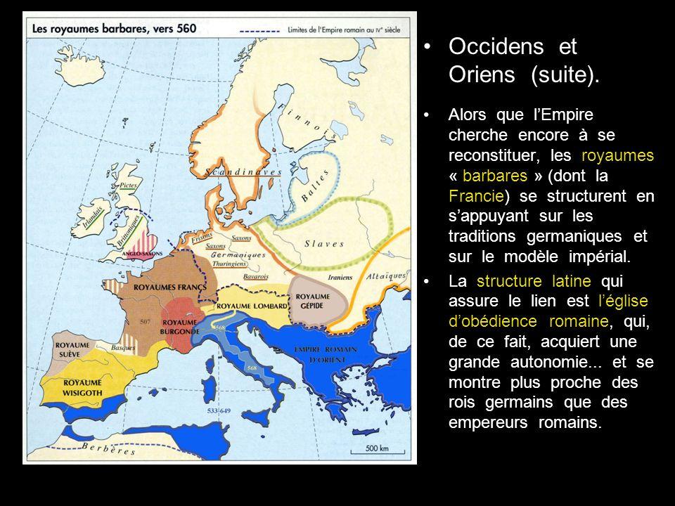 Occidens et Oriens (suite).
