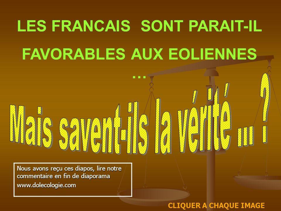 SAVENT-ILS QUE … La France est le pays le moins pollueur dEUROPE grâce au nucléaire et à nos centrales hydro-électriques.