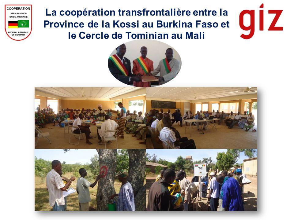 Principaux résultats Linstitutionnalisation de la célébration de la journée africaine des frontières dans la zone.