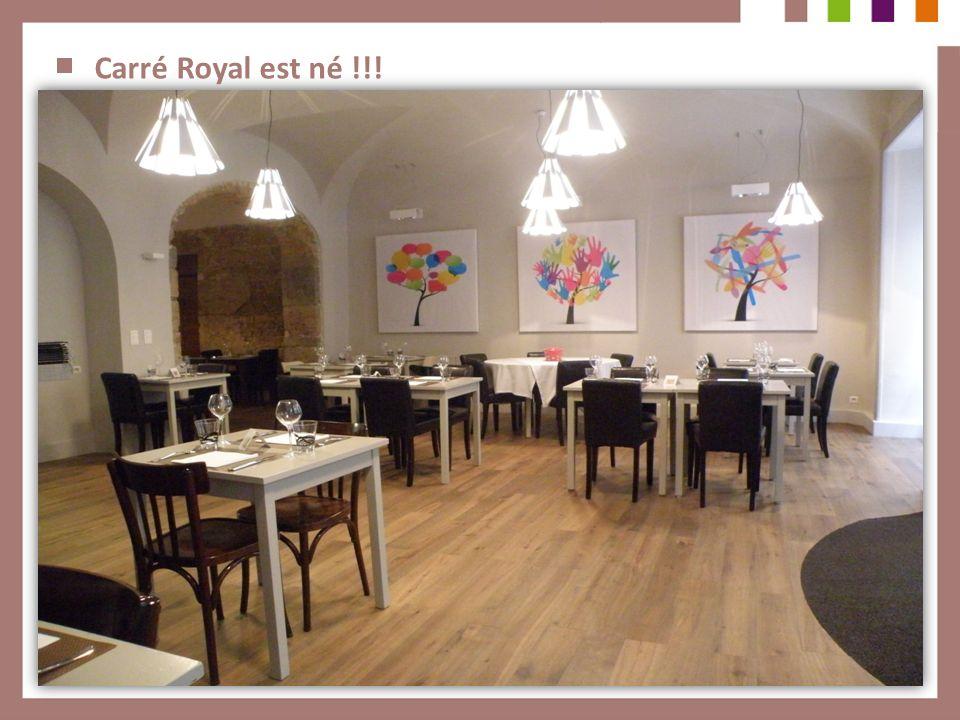 Carré Royal est né !!!