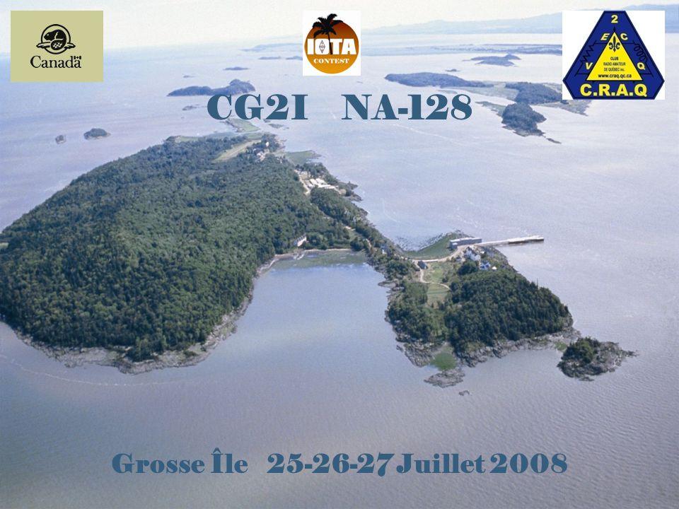 CG2I NA-128 Grosse Île 25-26-27 Juillet 2008