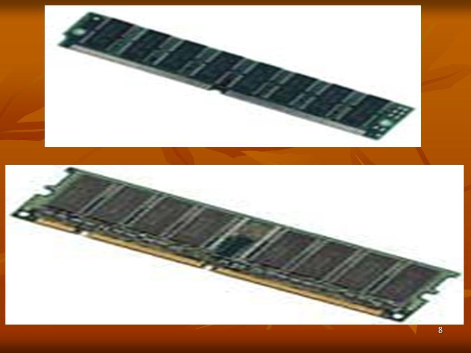 29 Par contre la mémoire cache L2 ou de niveau2, appelée souvent externe, est une mémoire plus rapide que la RAM mais limitée en capacité.