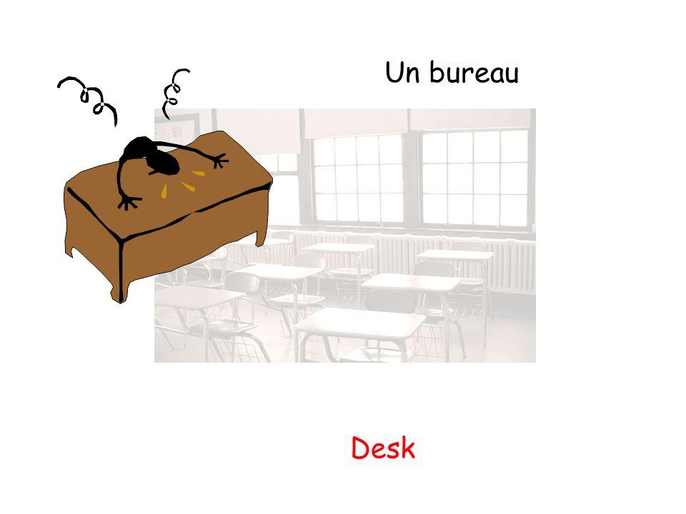 Un bureau Desk