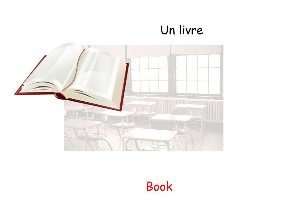 Un livre Book