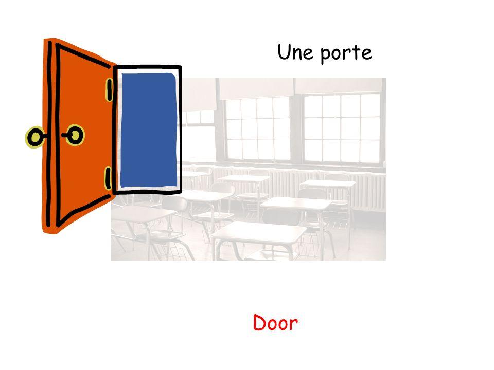 Une porte Door