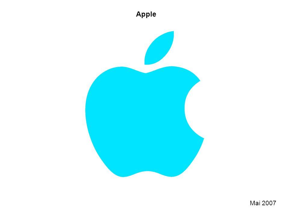 Apple Mai 2007