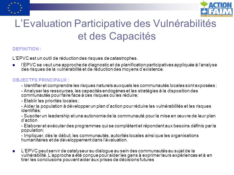 Les différentes dimensions de la capacité dadaptation: Afin de réduire la vulnérabilité au changement climatique, nous devons nous focaliser sur le développement de la capacité dadaptation, particulièrement celui des personnes les plus vulnérables.