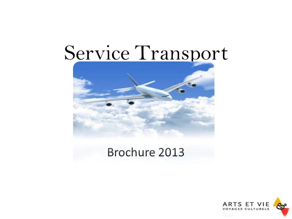 PARAFE : SAS 20/02/2013- Service Transport22