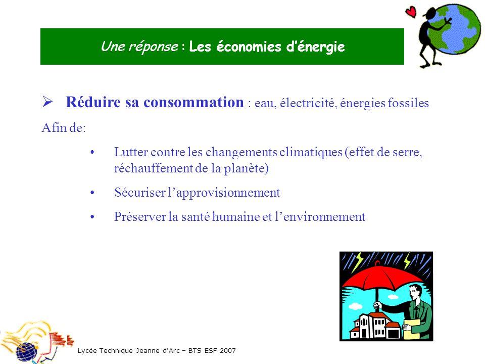 Les appareils à bois Lycée Technique Jeanne d Arc – BTS ESF 2007 Cheminées: - Insert: destiné à la rénovation dune cheminée existante pour en améliorer les performances.