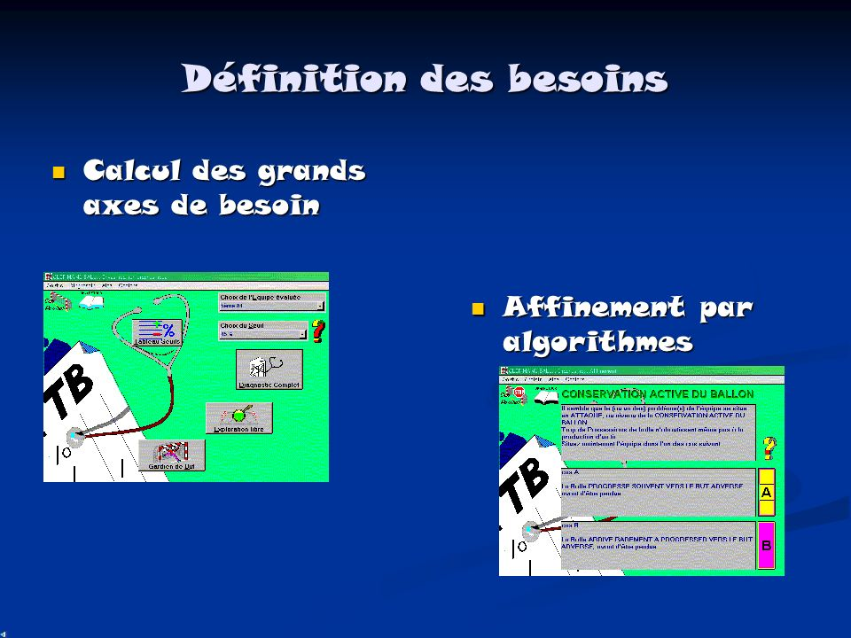 Observation Par fiche « P.T.B. » éditée par le logiciel Par fiche « P.T.B. » éditée par le logiciel Sur portable ou PDA (CLIP Obs HB) Sur portable ou
