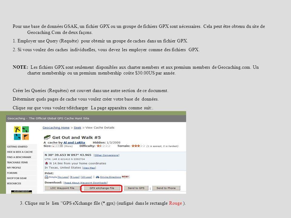 4.Cliquez sur Save dans le Fichier de Téléchargement situé dans la boîte surligné Rouge.