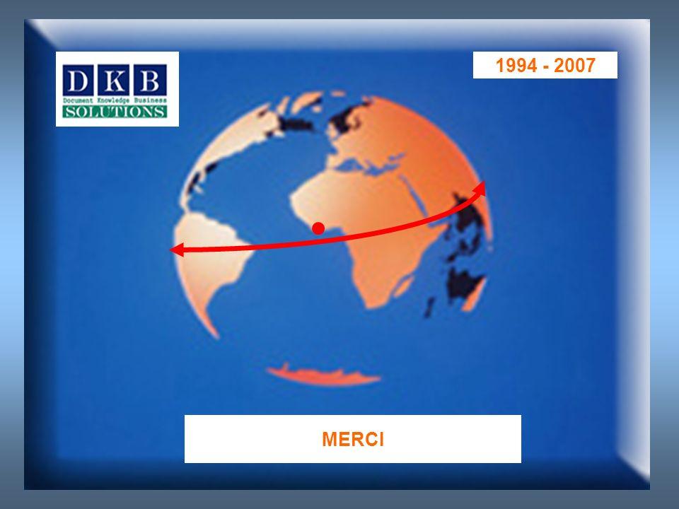 1994 - 2007 MERCI