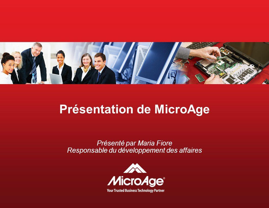 © 2006 MicroAge Introduction : vue densemble du recyclage des déchets technologiques Comment se pose le problème.
