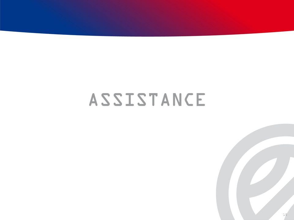 ASSISTANCE 15