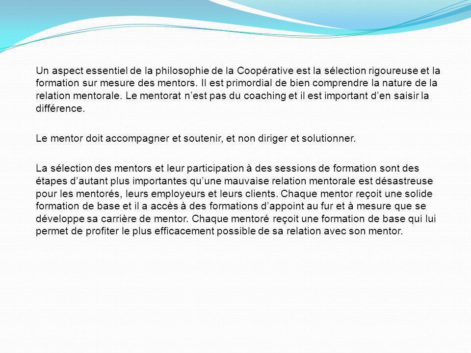 Les membres de la Coopérative seront classifiés en quatre catégories : des candidats, des employeurs, des organismes de soutien et les employés de la