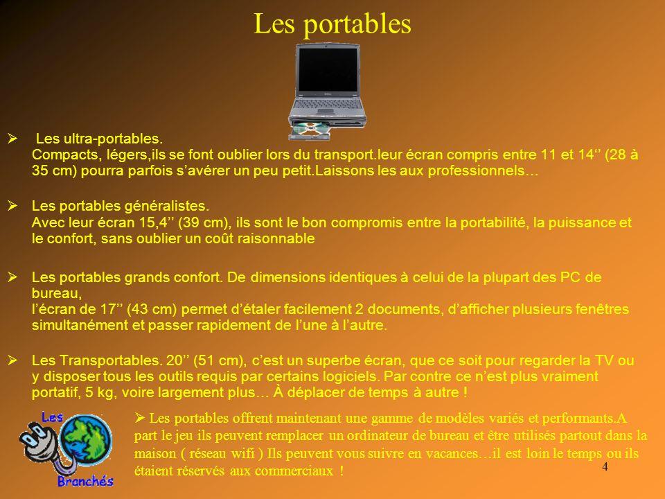 15 Le système d exploitation Vous n aurez pratiquement pas le choix du système d exploitation puisque plus de 90% des PC sont livrés avec Windows Vista déjà installé.