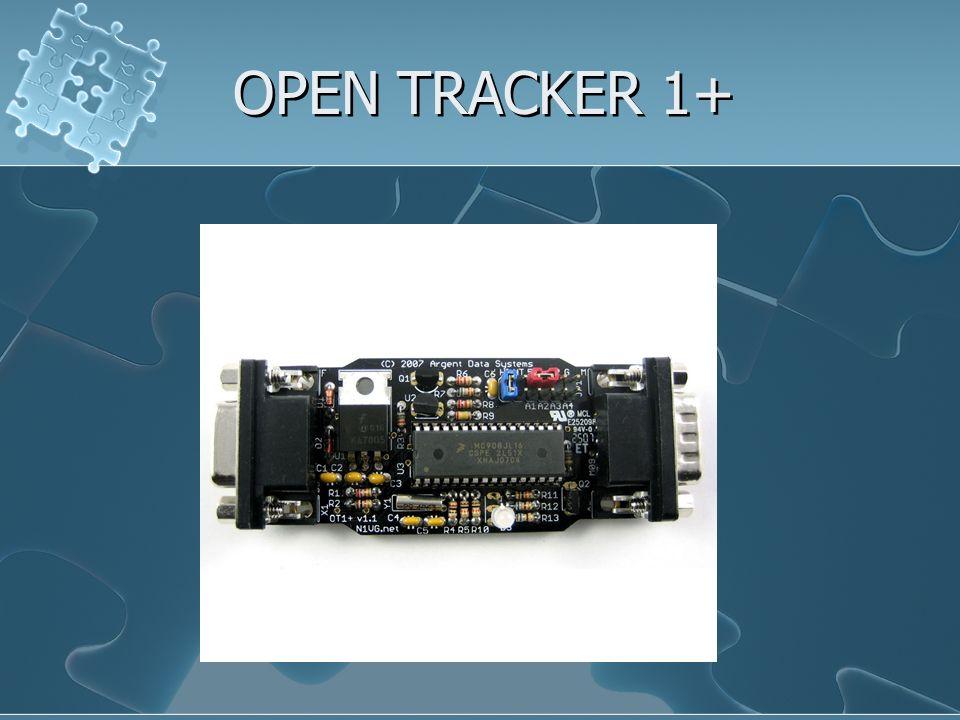 OPEN TRACKER 1+