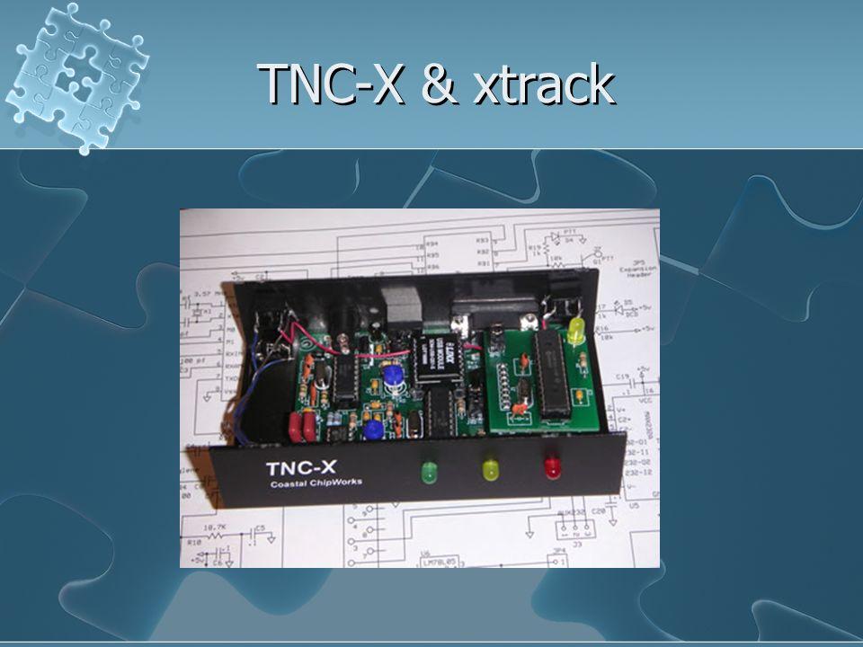 TNC-X & xtrack