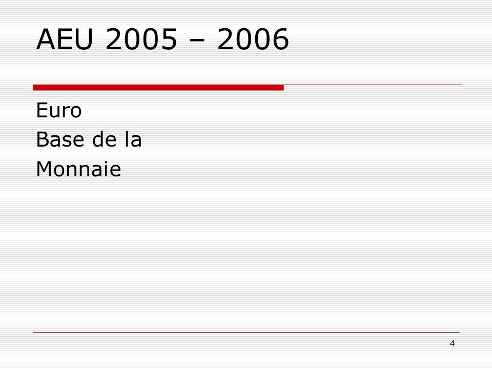 3 AEU 2005 – 2006 EBMEBM