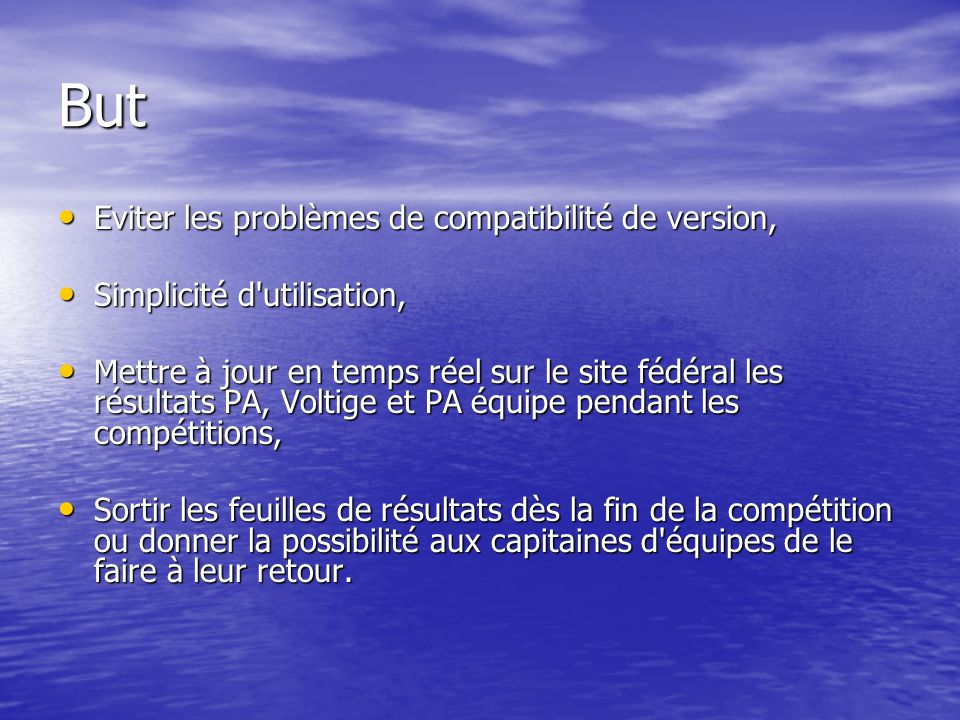 Sauvegarde & Transfert… La 1ère et 2ème Solution.La 1ère et 2ème Solution.