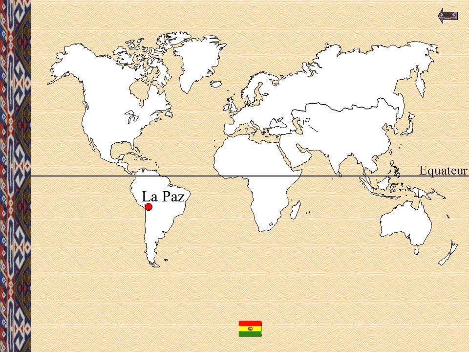La Paz Equateur