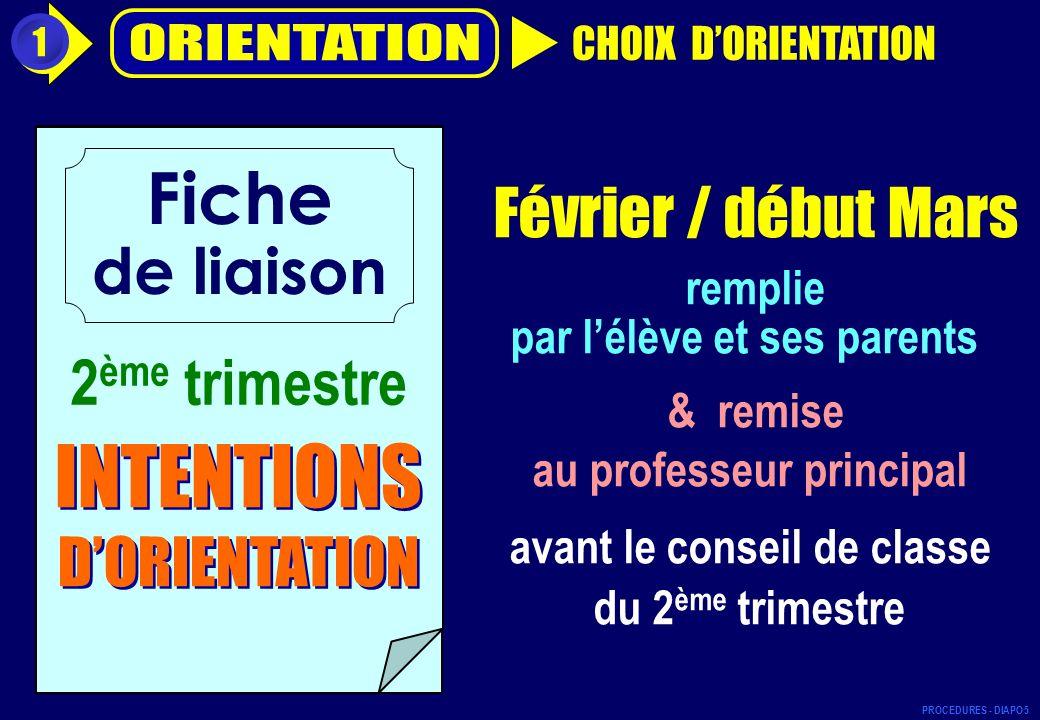 sélection des candidats en fonction des éléments fournis par le collège > Dossier papier : DOSSIER DAFFECTATION > Procédure informatisée : P.A.M.