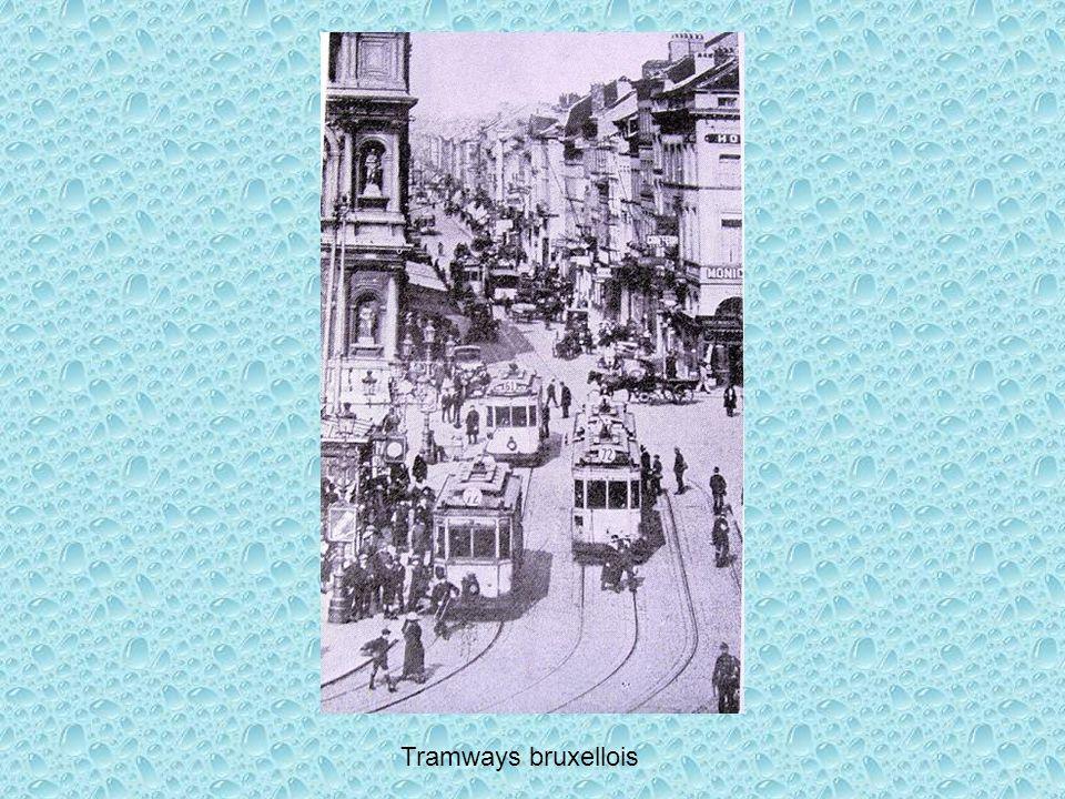 Tramways bruxellois
