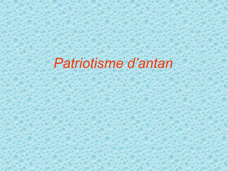 Patriotisme dantan