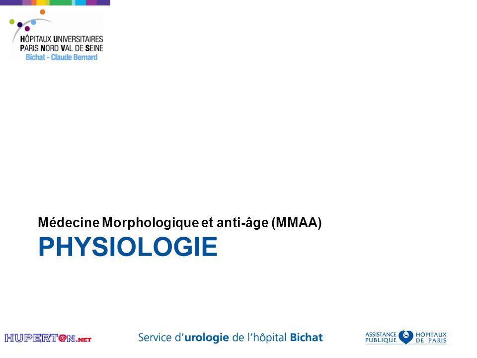 PHYSIOLOGIE Médecine Morphologique et anti-âge (MMAA)
