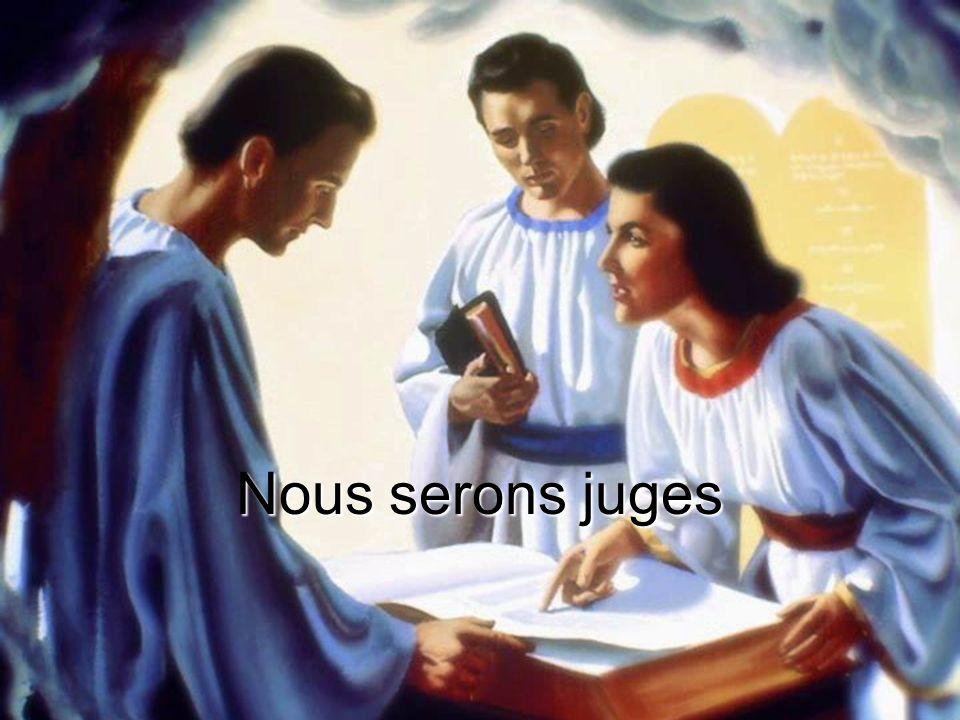 Nous serons juges