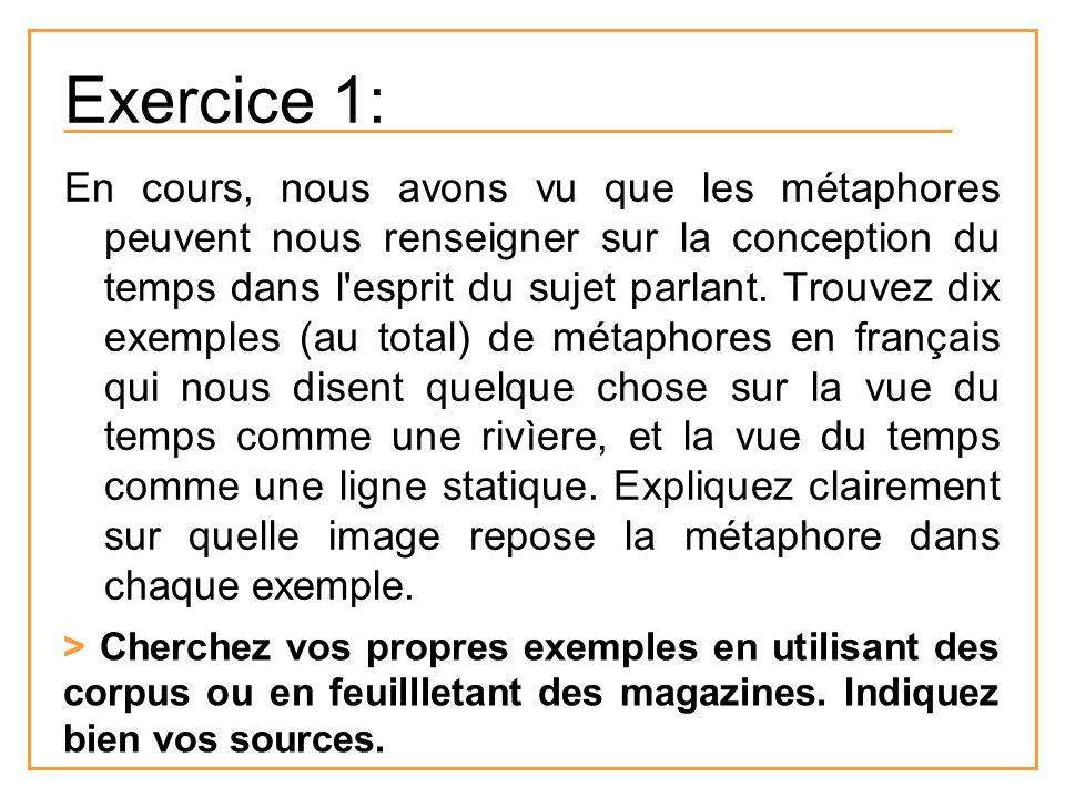 Frantext [www.frantext.fr] > si vous êtes à luniversité, vous pouvez en principe employer la version intégrale, si vous êtes chez vous, vous pouvez employer la version démonstration LexisNexis > banque de données de journaux nationaux et internationaux, accessible via le site de la bibliothèque Elicop [http://bach.arts.kuleuven.be/elicop/] > corpus de français parlé Exemples de corpus électroniques