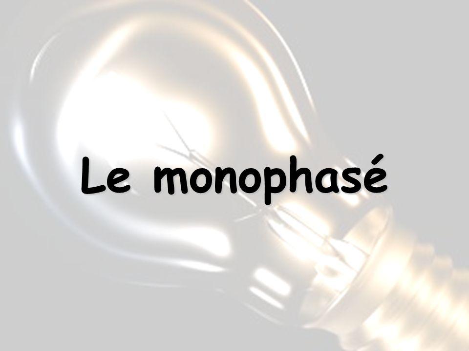 Le monophasé